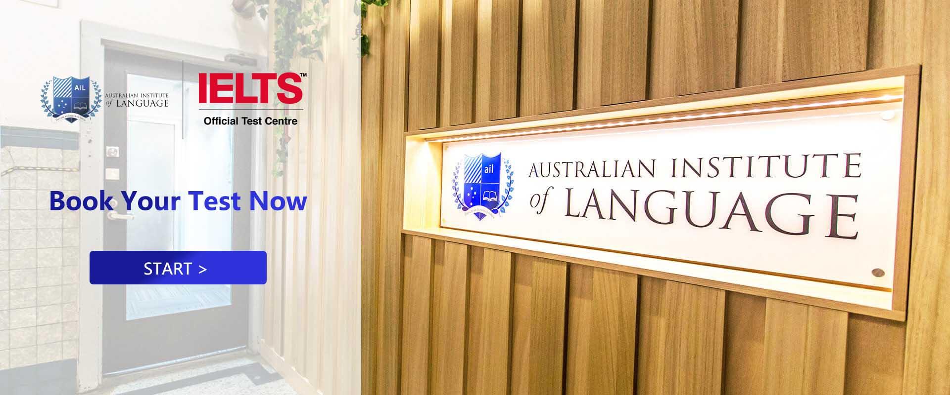 IELTS |AUSTRALIAN INSTITUTE of LANGUAGE | 墨尔本PTE 澳大利亚
